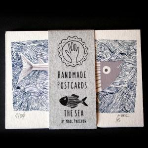 Postcards - front