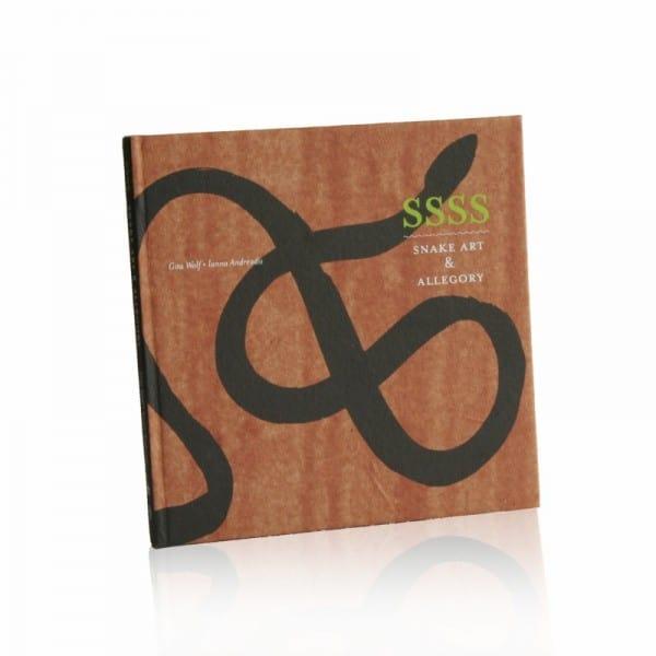 Cover SSSS - Snake Art & Allegory