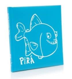 Capa do Livro da Pirá