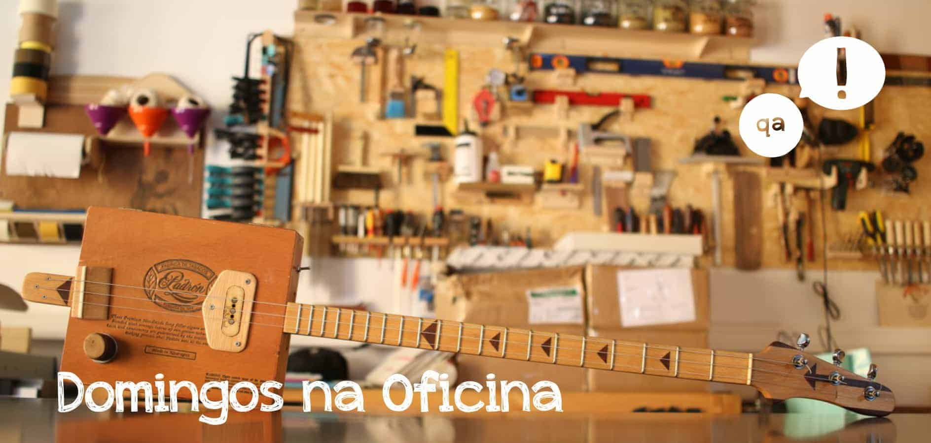 Makerspace - Domingos na Oficina