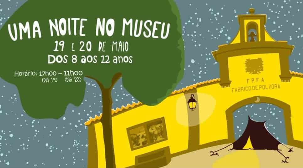 Uma Noite no Museu - Banner