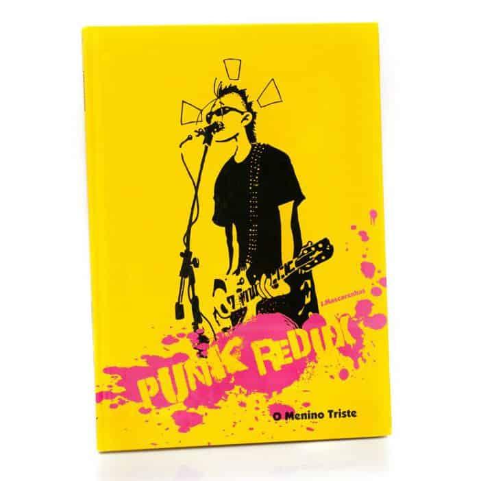 Capa Punk Redux
