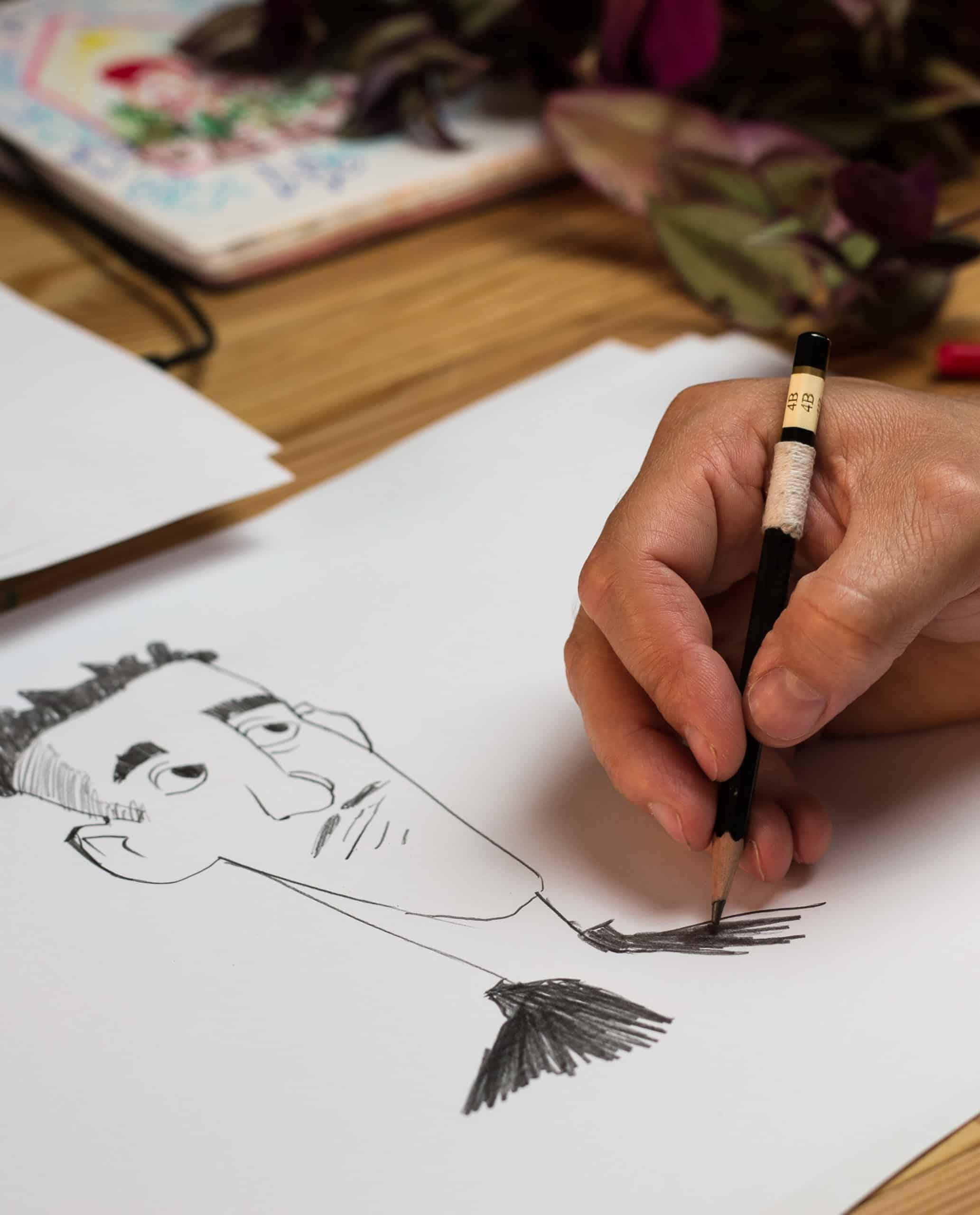 Desenho à Distância